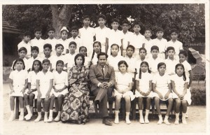 Class Photo: KVG, 5th grade (1971)(click for enlarged view)